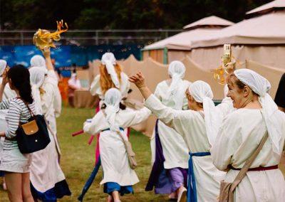 Jewish dancers Bethlehem Live Bundaberg - 2016