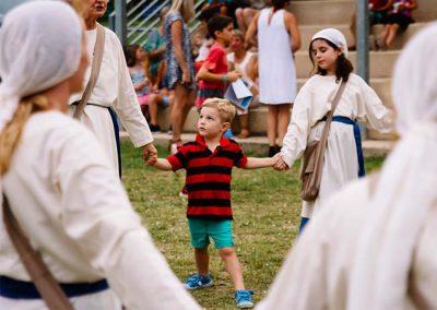 Opportunity to participate in Jewish dancing Bethlehem Live Bundaberg - 2016