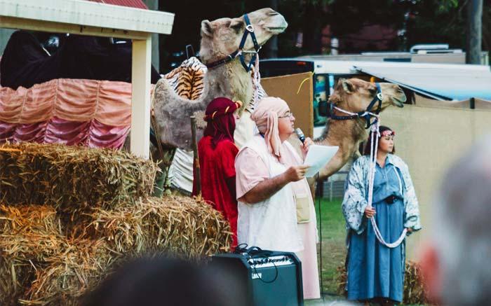 A Recap of Last Year's 2016 Bundaberg Bethlehem Live Event