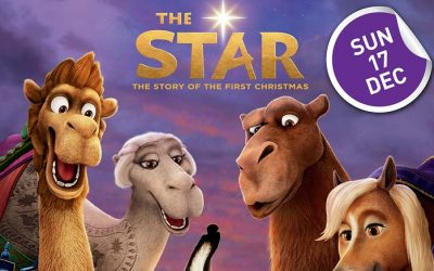 Family Movie Event – The Star