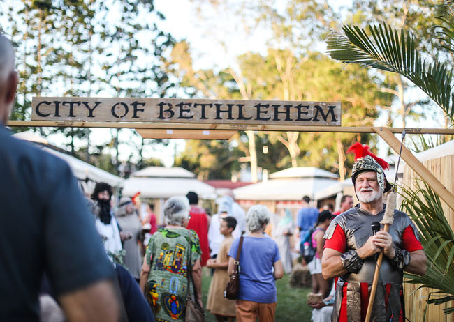 Deeply Saddened to Announce there is no Bethlehem Live in Bundaberg this Year